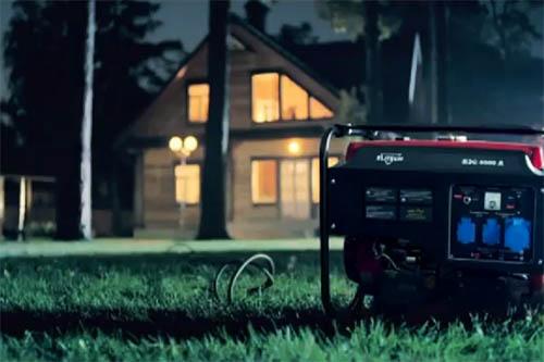 Электрический генератор: незаменим для загородного дома!