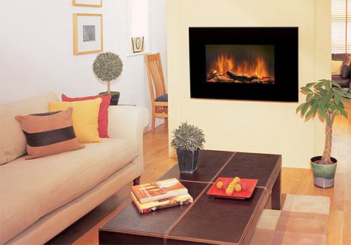 Электрокамины: эффект настоящего огня и тепло в вашем доме
