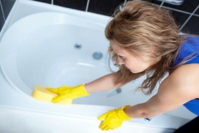 Эмалированная ванна: несколько правил ухода