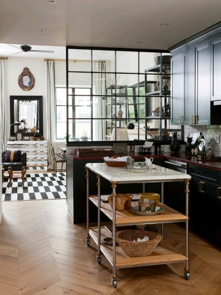 Идеи дизайна мужской кухни