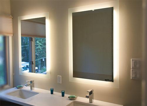 Как правильно использовать зеркала в интерьере?