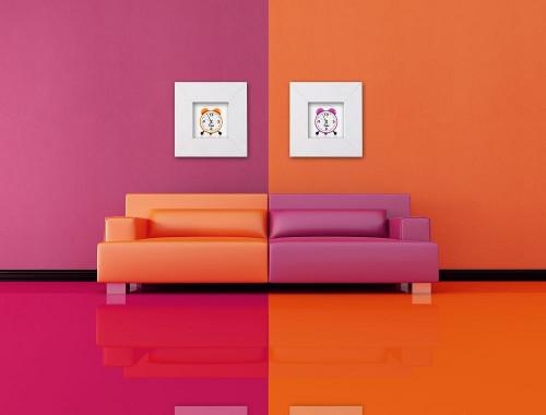 Как при помощи цвета стен изменить пропорции помещения?