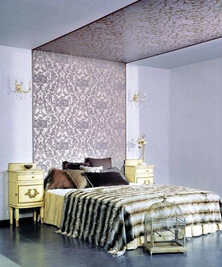 Какие обои подходят для спальни: цвет, рисунок, орнамент