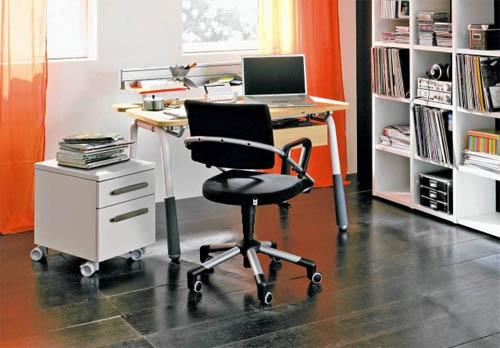 Каким может быть рабочий кабинет в доме?