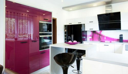 Какой должна быть кухня в современном стиле?