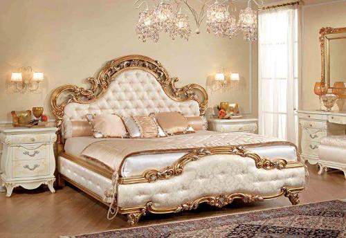 Королевская спальня: особенности интерьера