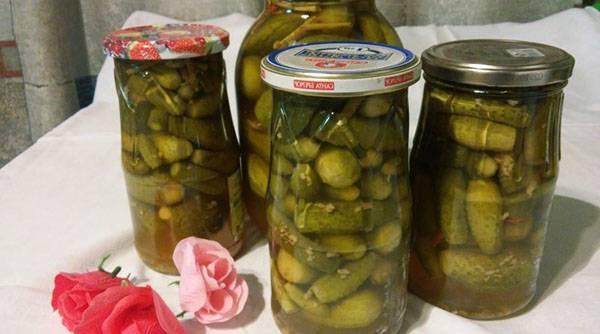 Огурцы в яблочном соке на зиму: рецепты в домашних условиях