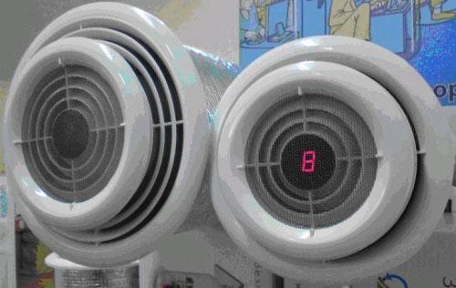 Рекуператоры воздуха для жилых и промышленных помещений
