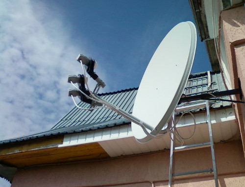 Спутниковая антенна: принцип работы, правила установки