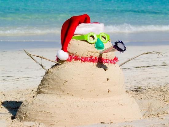 Где отдохнуть в новогодние каникулы
