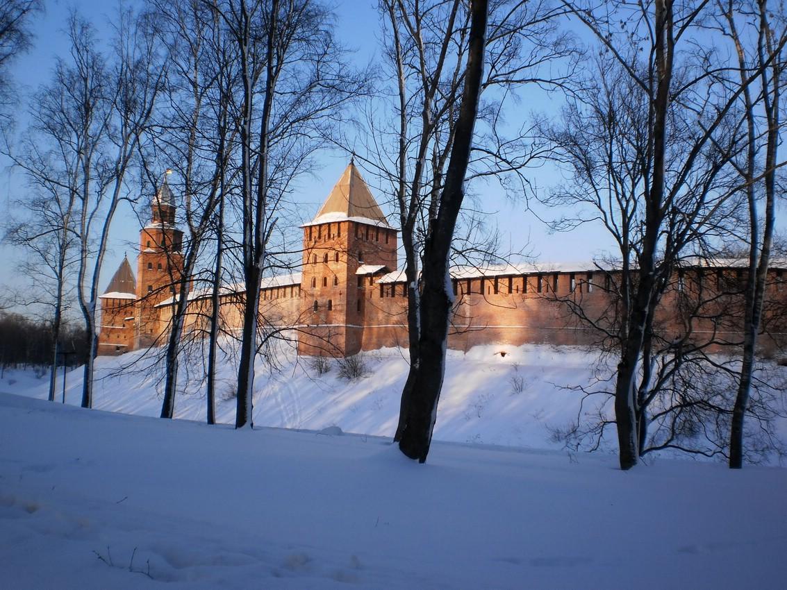 Кремль Великого Новгорода