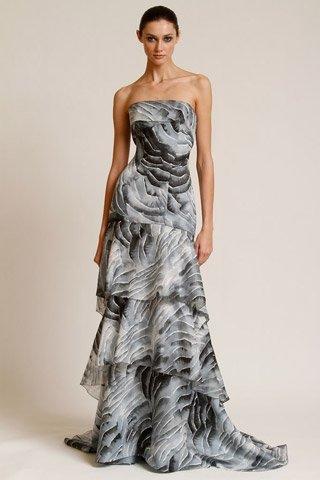 Carolina Herrera: коллекция Pre-Fall 2011 RTW