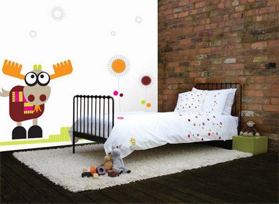 Детская комната: как сделать необычный дизайн