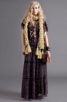 Лукбук Miss Selfridge зима 2010-2011