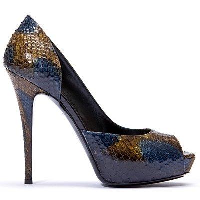 Обувная коллекция весна-лето 2011 от Barbara Bui