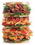 Полезные заменители фаст-фуда и калорийной пищи
