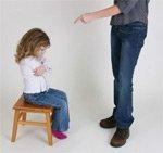 Ребенок и наказание