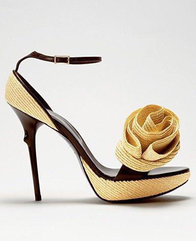Весна-лето 2011: коллекция обуви Roger Vivier