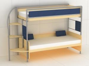 двухъярусные кровати цена